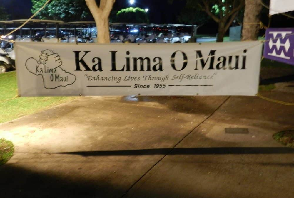 Ka Lima O Maui's 11th Annual Golf Tournament at The Dunes at Maui Lani (2017)
