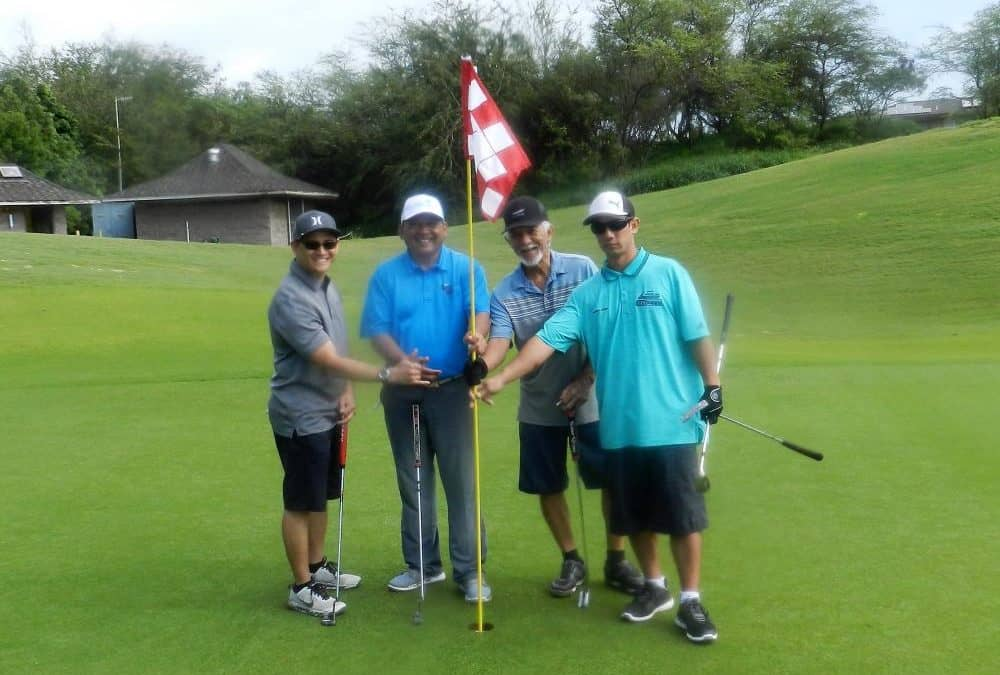 2019 Annual Ka Lima O Maui Golf Tournament (13th)