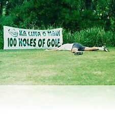 100 Holes of Golf