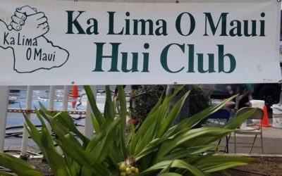 Ohana Fuels helps Ka Lima O Maui and the Hui Club